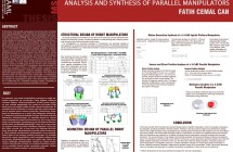 Analysis and Synthesis of Parallel Manipulators